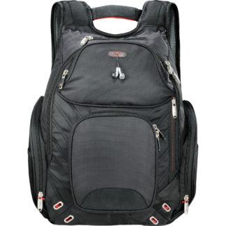 """elleven? Amped TSA 17"""" Computer Backpack"""