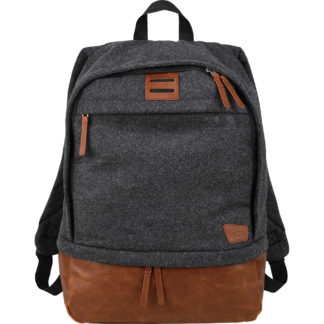 """Field & Co. Campster Wool 15"""" Computer Backpack"""